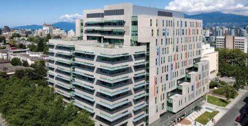 Gordon and Leslie Diamond Health Care Centre